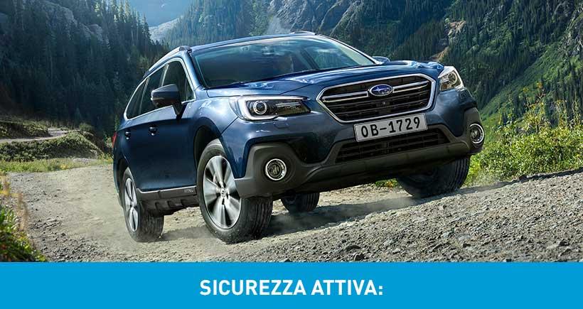 Sicurezza Attiva Subaru Officina Special Emme