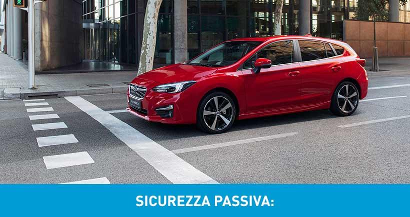 Sicurezza Passiva Subaru Officina Special Emme