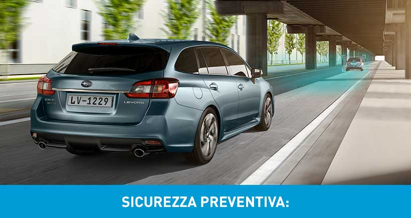 Sicurezza Preventiva Subaru Officina Special Emme