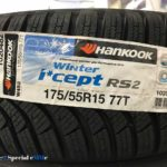 Pneumatici hankook winter Officina Special Emme Subaru