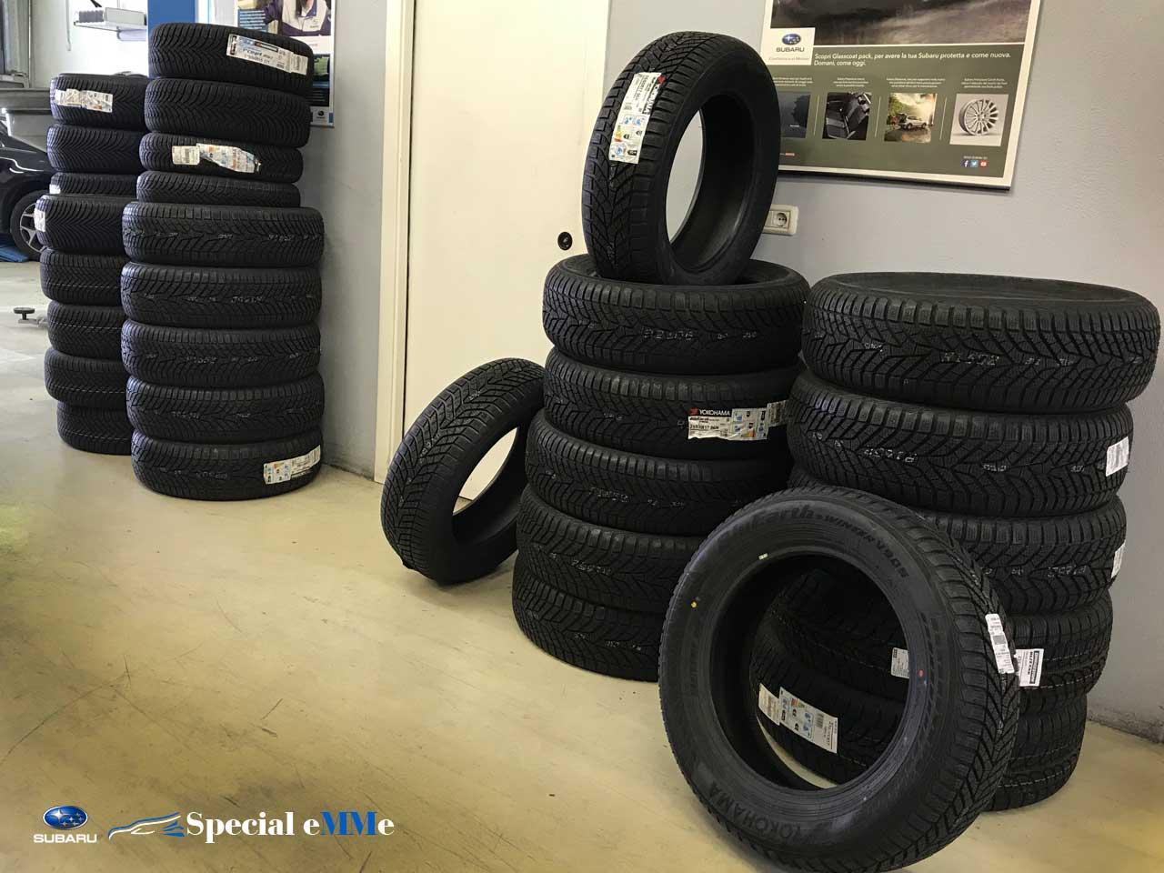 Promo pneumatici invernali e 4 stagioni san marino