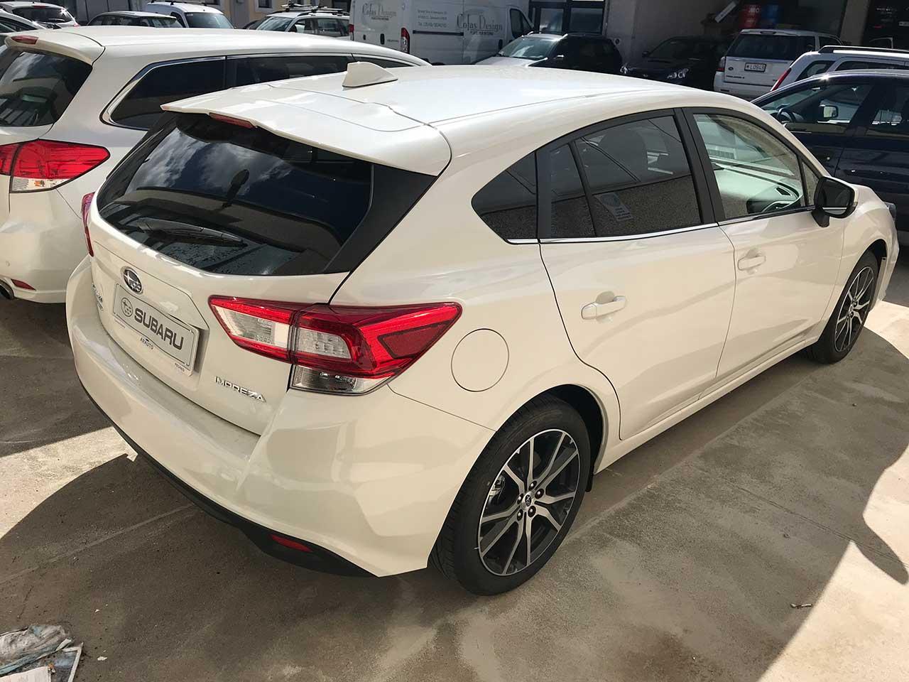 Subaru Impreza Nuovo