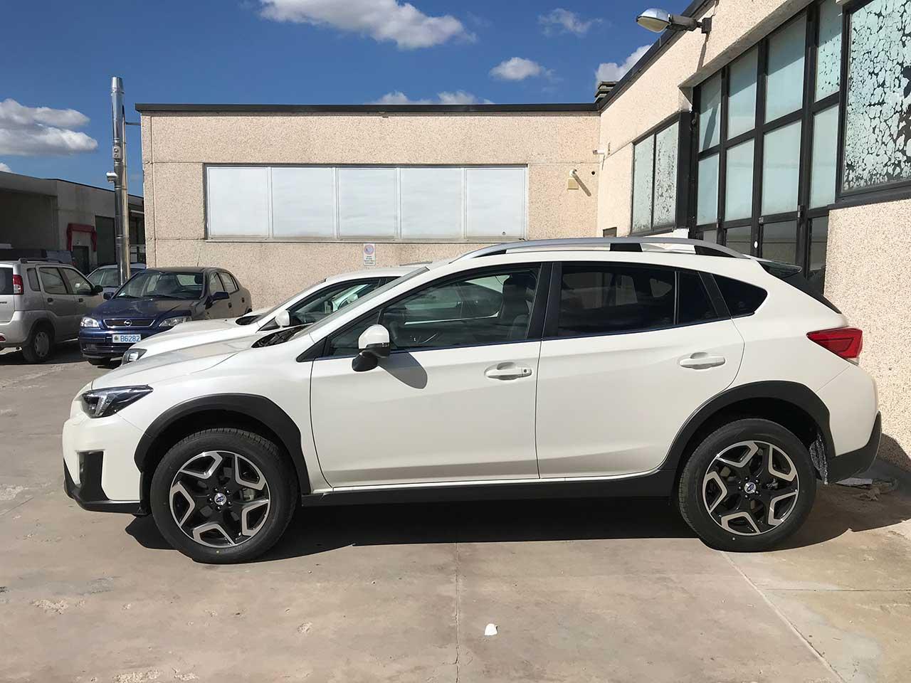 Subaru XV Nuovo