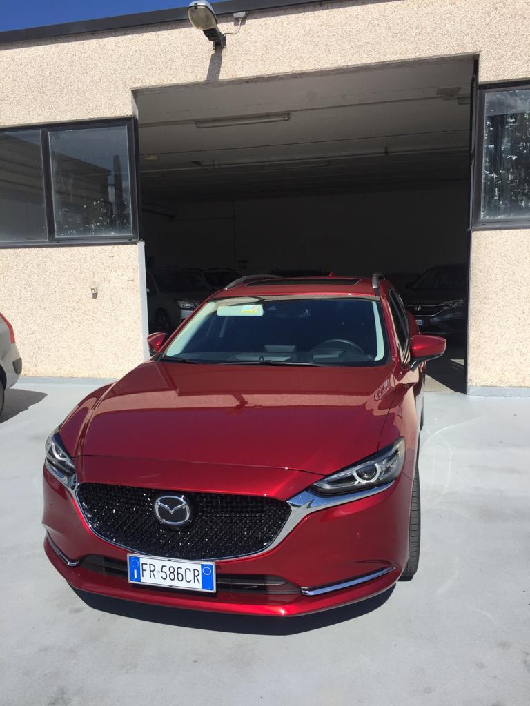 Mazda 6 Skyactive 2.2 D 184 cv semestrlale