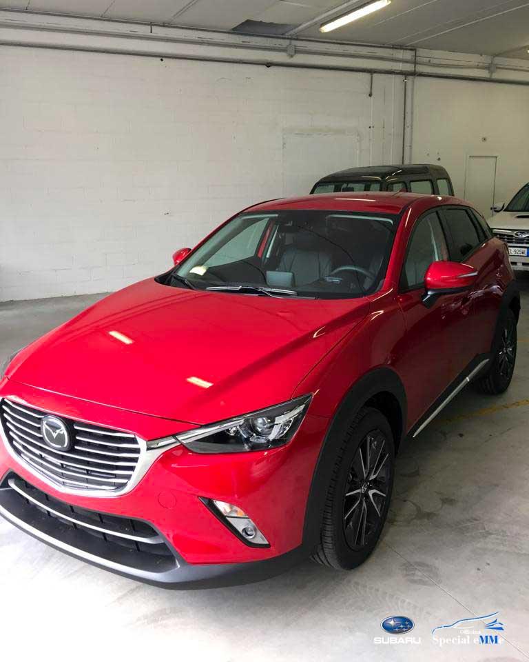 Mazda CX3 1.5 Skyactiv D6 105cv