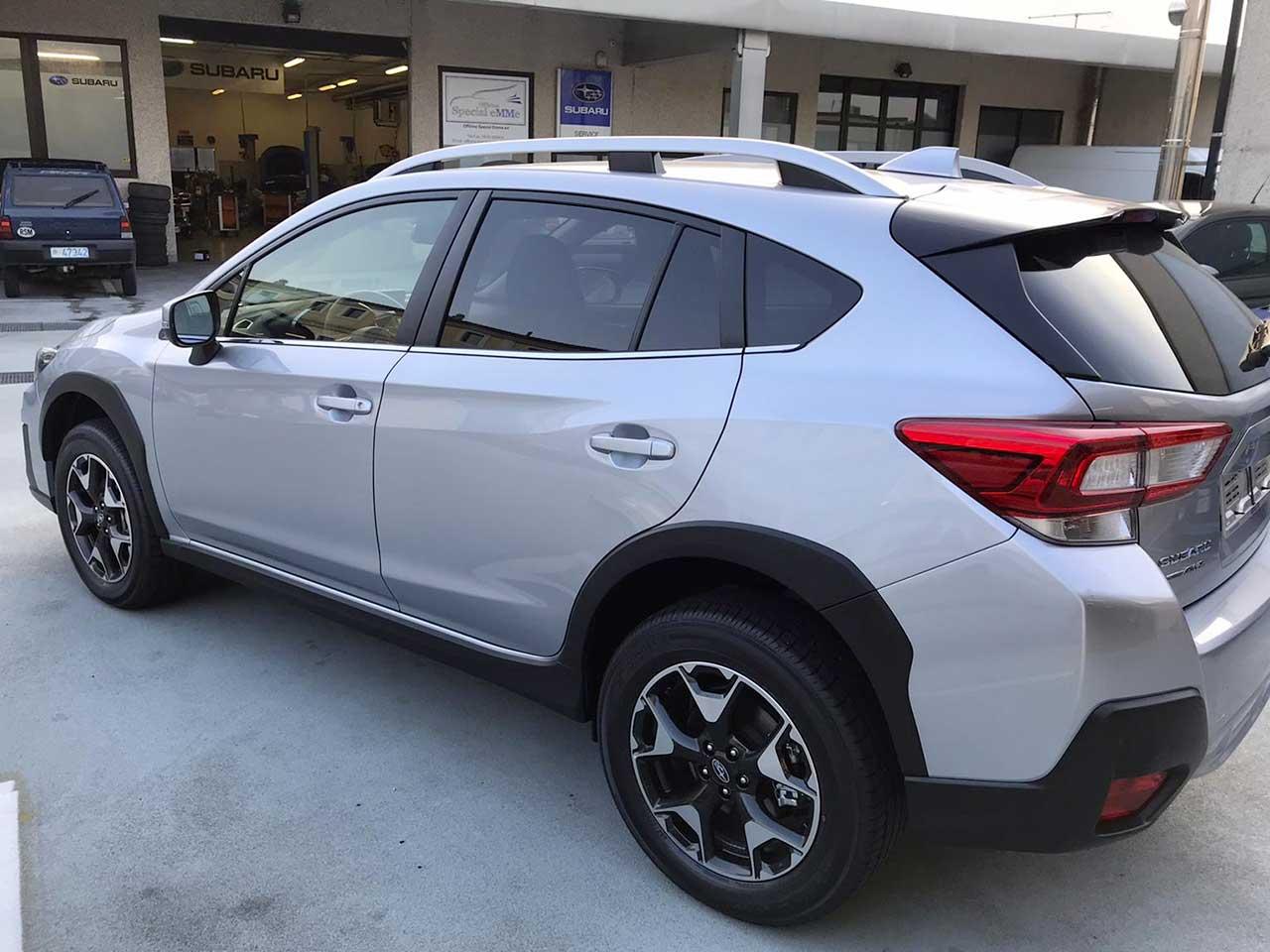 Subaru XV 1.6 bifuel